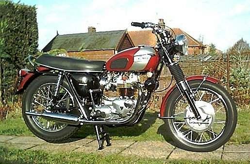 Triumph T120 Bonneville 1970 71 Motorcyclespecificationscom