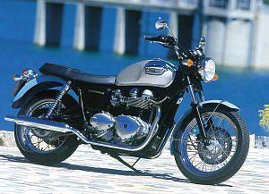 Triumph Bonneville 800 (2001-02)
