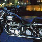 Triumph Bonneville 800 America (2002-03)