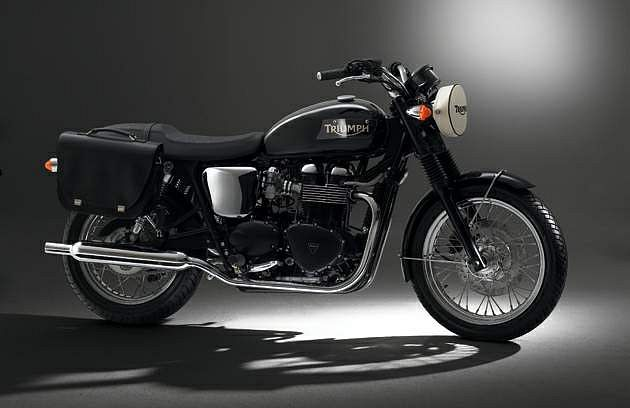 Triumph Bonneville The Generation 2007