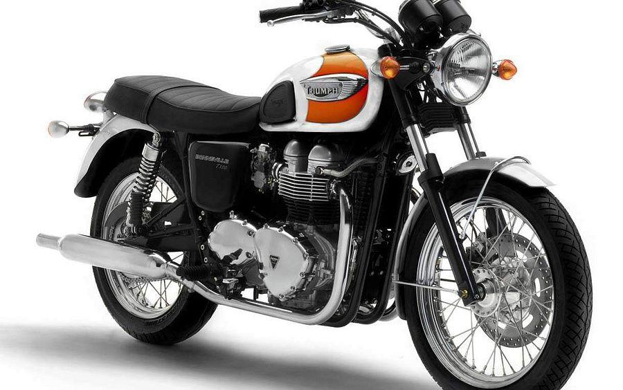 Triumph Bonneville T100 (2005-06)