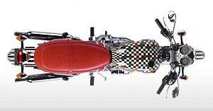 Triumph Bonneville T100 Multi Chequer (2005)