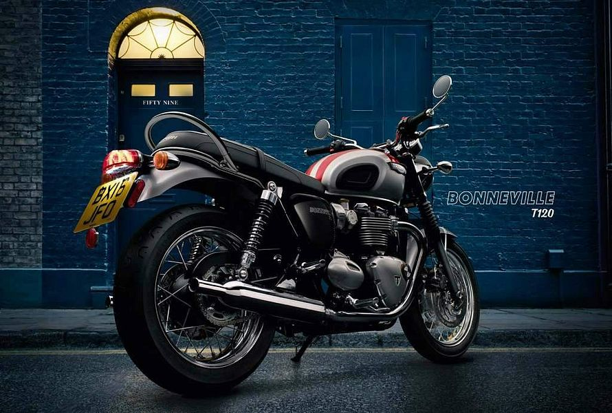 Triumph Bonneville T120 2018 Motorcyclespecificationscom