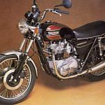 Triumph Bonneville 750 T140E Final Edition (1981)