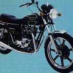 Triumph Bonneville 750 T140D (1981)