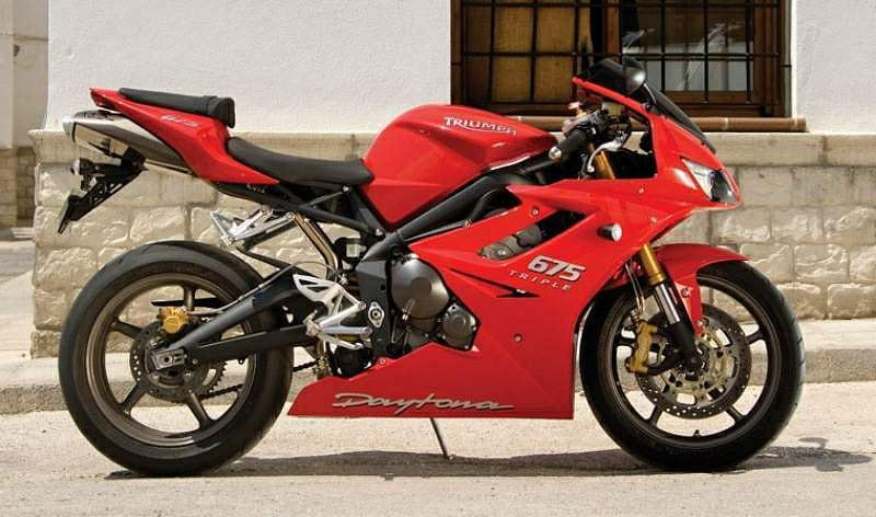 Triumph Daytona 675 2008 Motorcyclespecificationscom