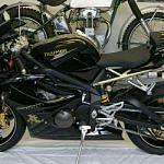 Triumph Daytona 675 JPS LE (2007)