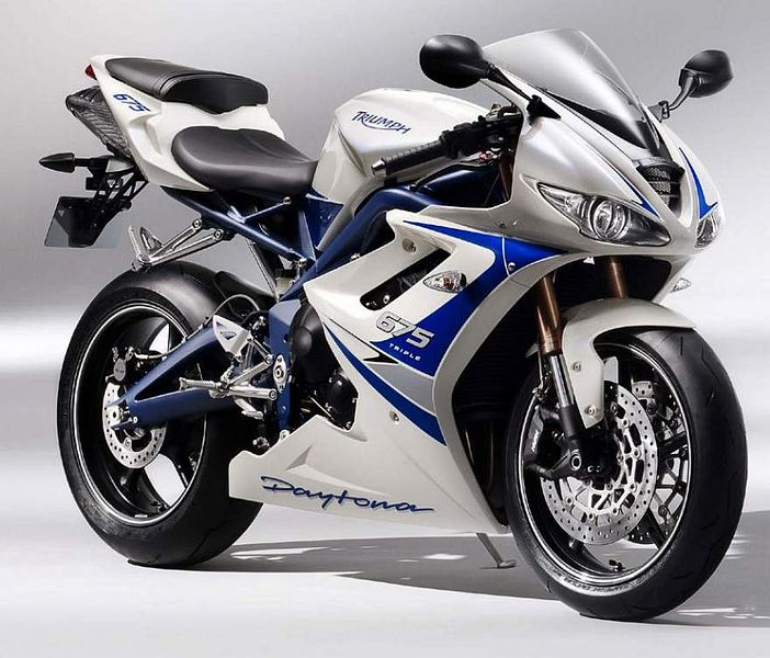 Triumph Daytona 675 Se 2010 Motorcyclespecificationscom