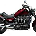Triumph Rocket III Roadster (2012)