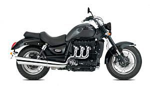 Triumph Rocket III Roadster (2017-18)