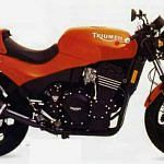 Triumph Speed Triple 900 (1994-96)