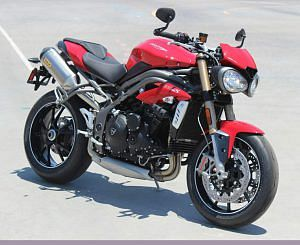 Triumph Speed Triple S (2017)