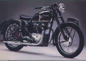 Triumph Speed Twin (1947-58)
