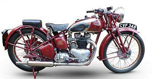 Triumph Speed Twin 5T (1937)
