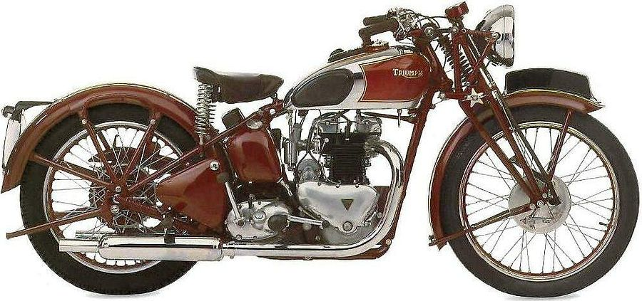 Triumph Speed Twin (1938-46)