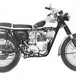 Triumph Sport Tiger T100SC (1959-74)