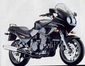 Triumph Sprint 900 Sport (1997)