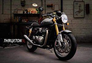 Triumph Thruxton 1200R (2018)