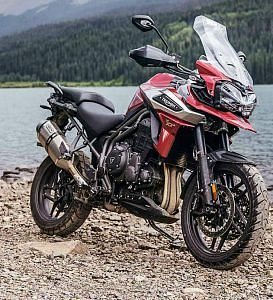 Triumph Tiger Explorer XC SE Limited (2018)