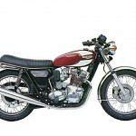 Triumph T160 Trident 750 (1975-77)
