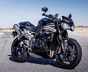 Triumph Speed Triple RS (2018)