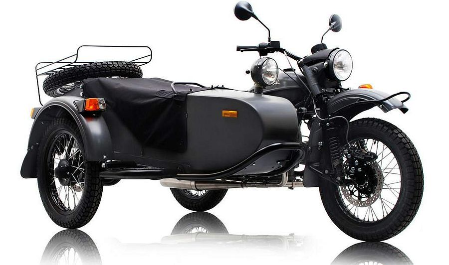 Ural Gear Up (2015)
