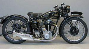 Velocette K Series 1930 - 40 (KTP:1930-31KTSMkI:1931-35KTSMkII:1936-40)