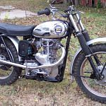 Velocette Viper Scrambler (1958-68)