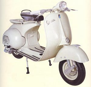 Vespa 150 & 150 Super (1954-60)