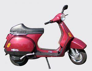 Vespa 150 Cosa (1988-98)