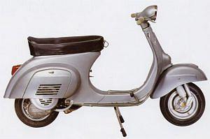 Vespa 50 Allunga (1967-71)