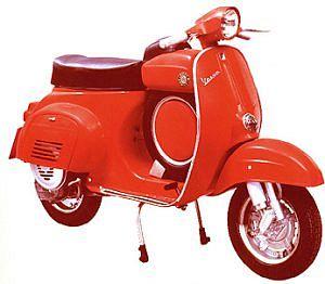 Vespa 50 Super Sprint (1965-73)