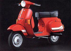 Vespa P 125 ETS (1984-85)