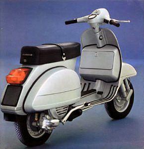 Vespa P200E (1977-82)