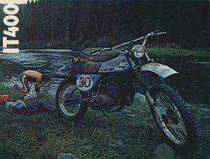 Yamaha IT 490 (1977-78)