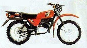 Yamaha AG 175 (1982)