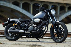 Yamaha Star Bolt R-Spec (2014-15)