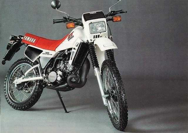 Yamaha DT125 (1985)
