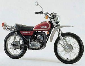 Yamaha DT 125 (1973-74)