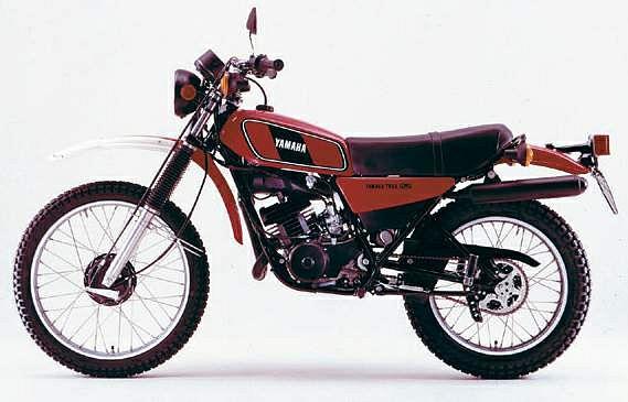 Yamaha DT 125 (1977)