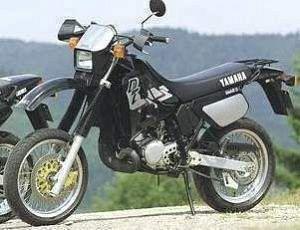 Yamaha DT125R (1996-97)