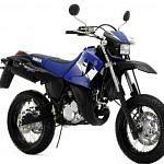 Yamaha DT125X (2005-07)