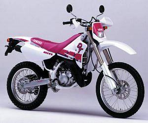 Yamaha DT 200WR (1991-92)
