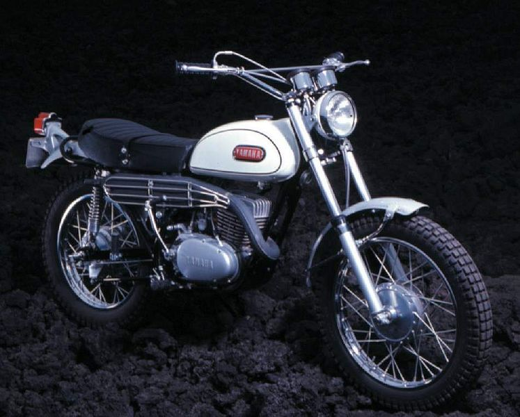 Yamaah DT250 (1968-70)