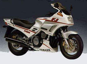 Yamaha FJ1200 (1989-90)