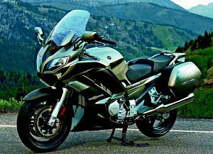 Yamaha FJR1300 (2013)