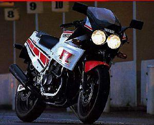 Yamaha FZR400R (1984)