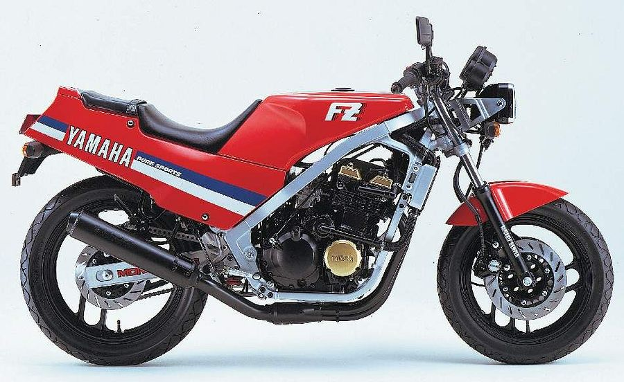 Yamaha FZ400N (1984)