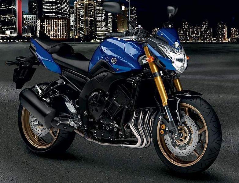 Yamaha FZ8 (2011)