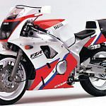 Yamaha FZR400 (1989)